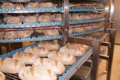 Охлаждение хлеба